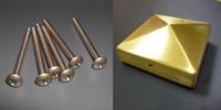 デッキ関連金属資材